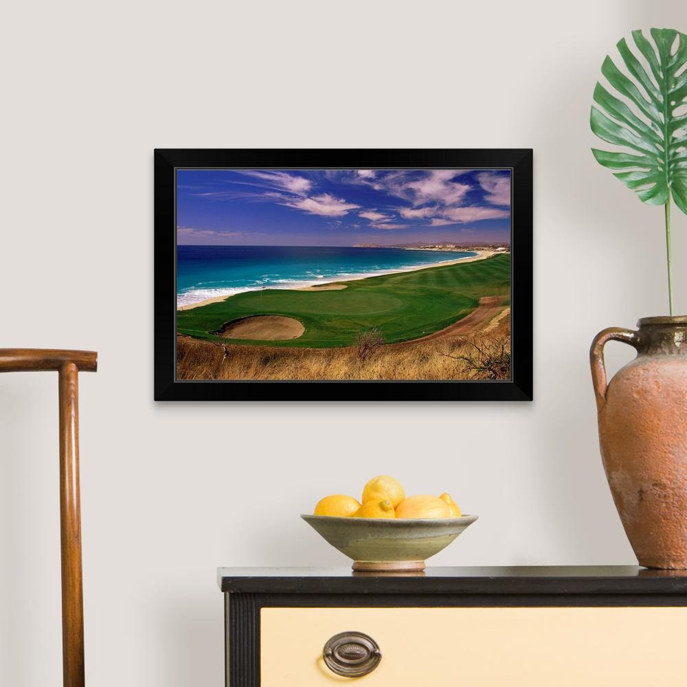 El Dorado Golf Course, Cabo San Lucas, Black Framed Wall ...